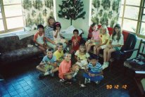 My parents taught my fourth grade class our first year in Bolivia