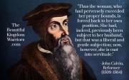 12 Vile quotes John Calvin