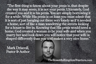 20 Vile quotes Mark Driscoll