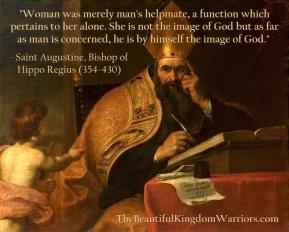 4 Vile quotes Augustine