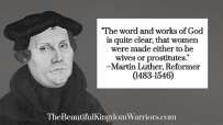 9 Vile quotes Martin Luther
